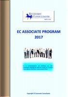 Page one Associate Program 2017