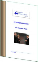 First Page Elevator Pitch
