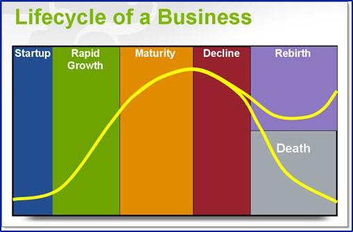 business cycle of cadbury