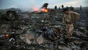 Malasian airline crash